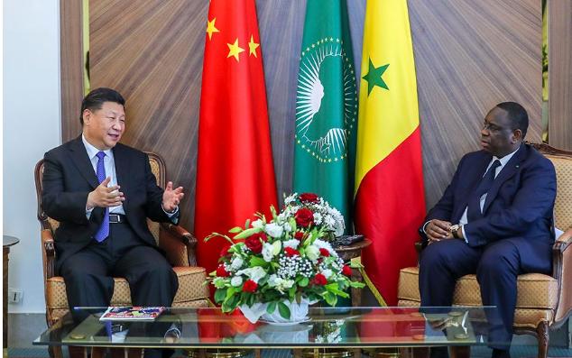 【署名文章】习近平在塞内加尔《太阳报》发表题为《中国和塞内加尔团结一致》的署名文章