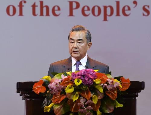 【演讲致辞】外交部长王毅在外交部2019年新年招待会上的致辞